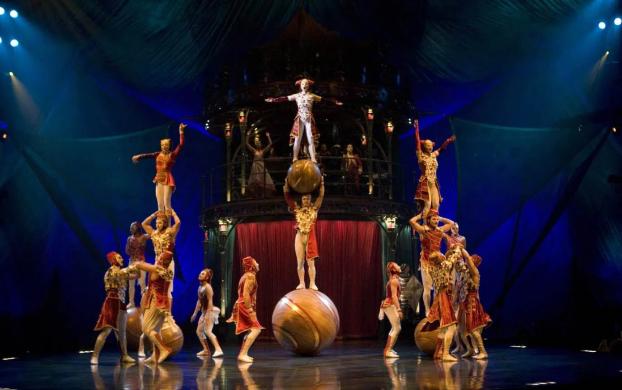 Cirque du Soleil - Kooza
